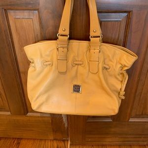 Dooney and Bourke large leather handbag
